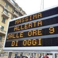 Allerte meteo in Liguria: l'Arpal propone, la Protezione Civile dispone