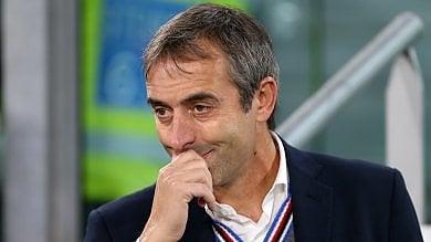 Samp, la strana partita di Giampaolo: con la Juve quasi una sconfitta data per scontata