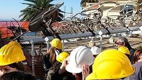 Sant'Ilario, la prima centrale solare diventa archeologia industria   le   Foto     Una mostra per conoscere i terremoti Vd