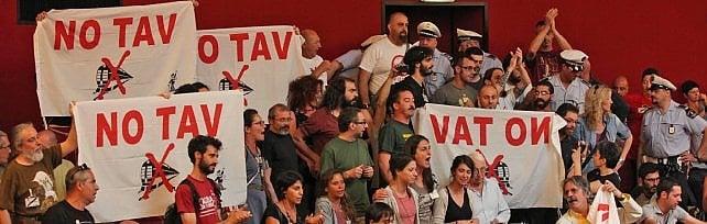 Terzo valico, vertici Cociv querelarono i Notav per diffamazione ,oggi sono agli arresti