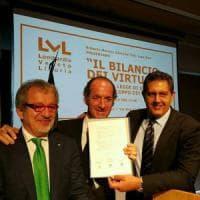 Vertice in Veneto dei tre governatori Toti Maroni e Zaia: