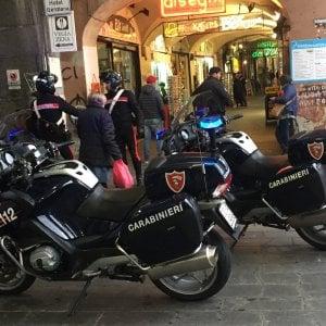 Sottoripa blindata: blitz antidroga dei carabinieri