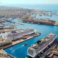 Crociere, record Msc: 240.000 passeggeri a Genova tra ottobre e novembre