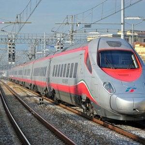 Genova-Roma, mezz'ora in più invece del super treno dei sogni