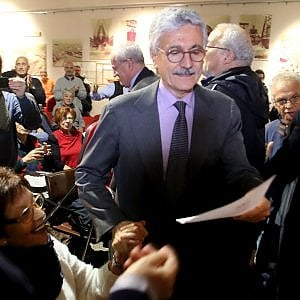 """Referendum, D'Alema a Genova: """"Se vince il No, non si va a elezioni anticipate"""""""