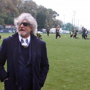 Samp, l'Academy di Bogliasco intitolata a Riccardo Garrone