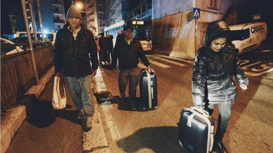 Frana Genova, sfollati tornano a casa