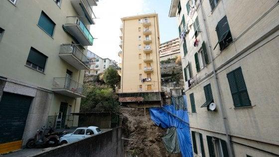 Genova, i privati in crisi per le frane. Nei condomìni il 20% non paga le rate