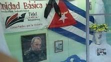 Liguri a Cuba, l'emozione del funerale di Castro