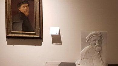 La Spezia, lo scultore cieco che rifà  il Pontormo in marmo per chi non vede    Ft