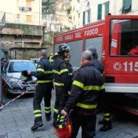 Appartamento a fuoco nella notte, morto l'uomo rimasto ustionato