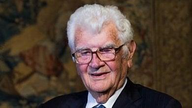 Addio a Victor Uckmar, il tributarista scomparso a Genova