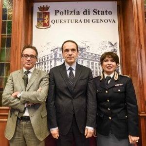 Genova, in Questura cambio al vertice di Squadra Mobile e Volanti ...