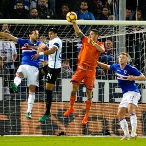 Sampdoria, una porta per due, tocca ancora a Puggioni
