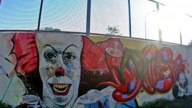 Viaggio tra i vecchi  e nuovi murales  della Valpolcevera