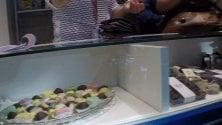 Il battesimo di Romanengo all'aeroporto di Genova