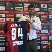 Genoa, ecco Cataldi: