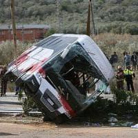Strage Erasmus in Spagna, l'autista non vuole essere interrogato