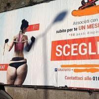 """Genova, quel """"lato B"""" che offende le donne"""