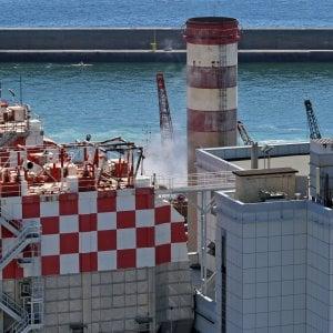 Centrale di Genova, per ora stop al carbone