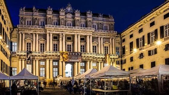 Genova domenica mostra mercato di antiquariato for Mercatini antiquariato 4 domenica