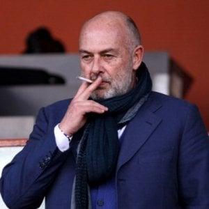 """Samp, Garrone: """"Sono sempre stato convinto che Ferrero avrebbe fatto bene"""""""