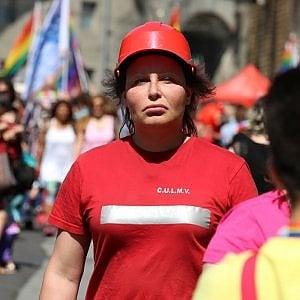 """Valentina camallo trans """"Grillo incita all'odio la sinistra salvi la città"""""""