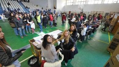 Elezioni in Ecuador, 13.000 al voto al centro civico di Sampierdarena  Fotogallery