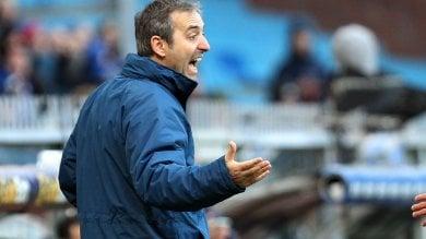 """Samp, accordo Fiorentina-Giampaolo? Lui smentisce: """"Io sto bene a Genova"""""""