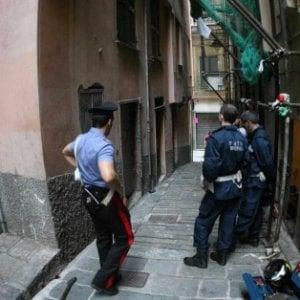 Confisca canfarotta in corso lo sgombero a genova for Quattro ristoranti genova