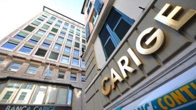 Carige chiede i danni a Berneschi  Castelbarco e Montani