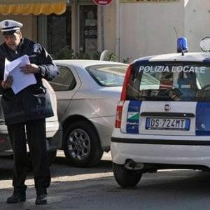 Genova, incidente in corso Europa, investito da un furgone