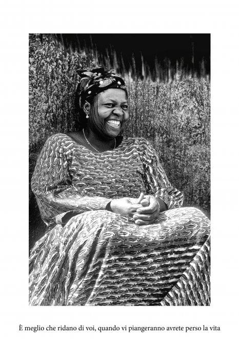 Africa in bianco e nero, un proverbio per ogni foto