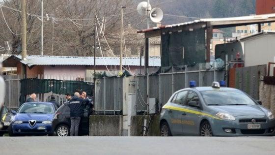 Maxi sequestro da 3 milioni di euro nel campo nomadi di Genova