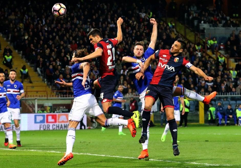 Genoa-Samp, in campo prevale la cautela