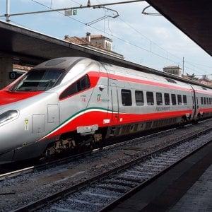 Frecciargento Genova-Roma, la prima volta in orario