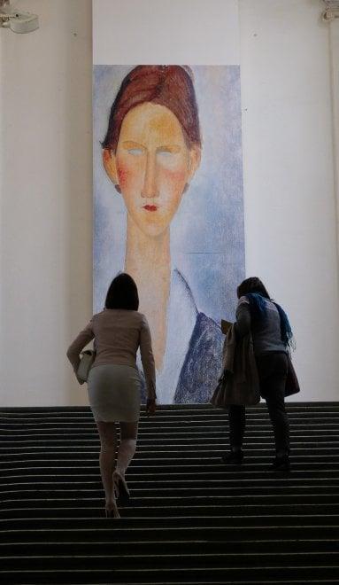 Genova, a Palazzo Ducale la mostra di Modigliani