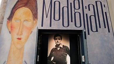 A Palazzo Ducale  la mostra di Modigliani