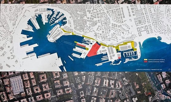 Blue Print a Genova, la strategia per non affondare