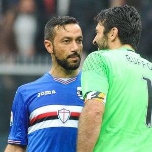 """L'orgoglio della Samp sconfitta dalla Juve, Giampaolo sorride: """"Usciamo a testa alta"""""""