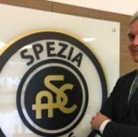 Spezia calcio, il commercialista Chisoli è il nuovo presidente