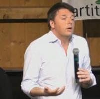 Pd: mozione Renzi, in testa in Liguria