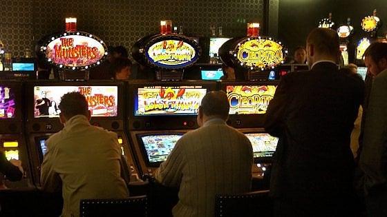 Tecnico slot machine milano
