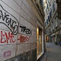 "Genova, guerra ai writers-vandali . Tursi: ""Presidieremo gli obiettivi"