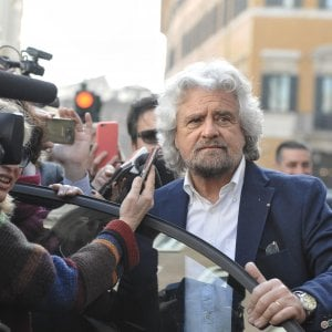 Cinque Stelle, indagati Grillo e Di Battista per diffamazione