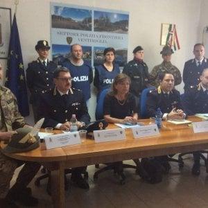 Ventimiglia, 15.000 stranieri identificati in un mese, 17.000 respinti nel corso del 2016