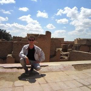 Da Pegli all'Iraq, invitato al festival di cinema di Karbala