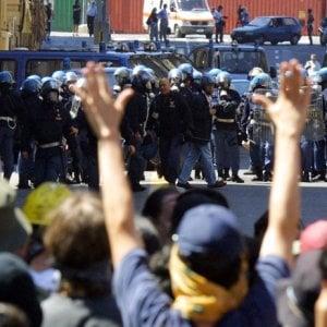 G8 di Genova, violenze a Bolzaneto: il governo ammette le sue colpe