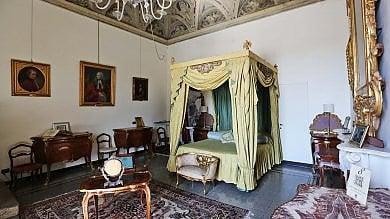 Apre le porte l'appartamento della principessa    F    oto   di FABIO BUSSALINO