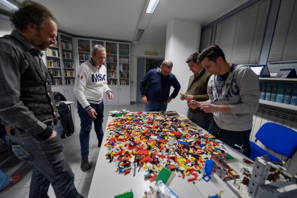 I fan del Lego oggi e domani a Genova al circolo Cap